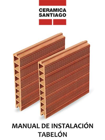 manual del tabelón cerámicas santiago