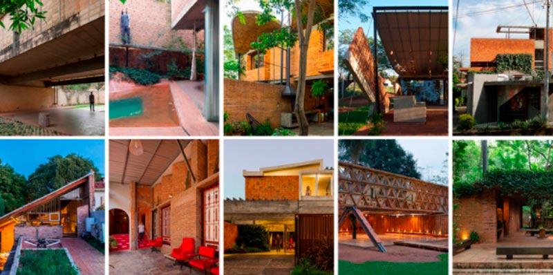 platforma arquitectura 20 casas de ladrillos